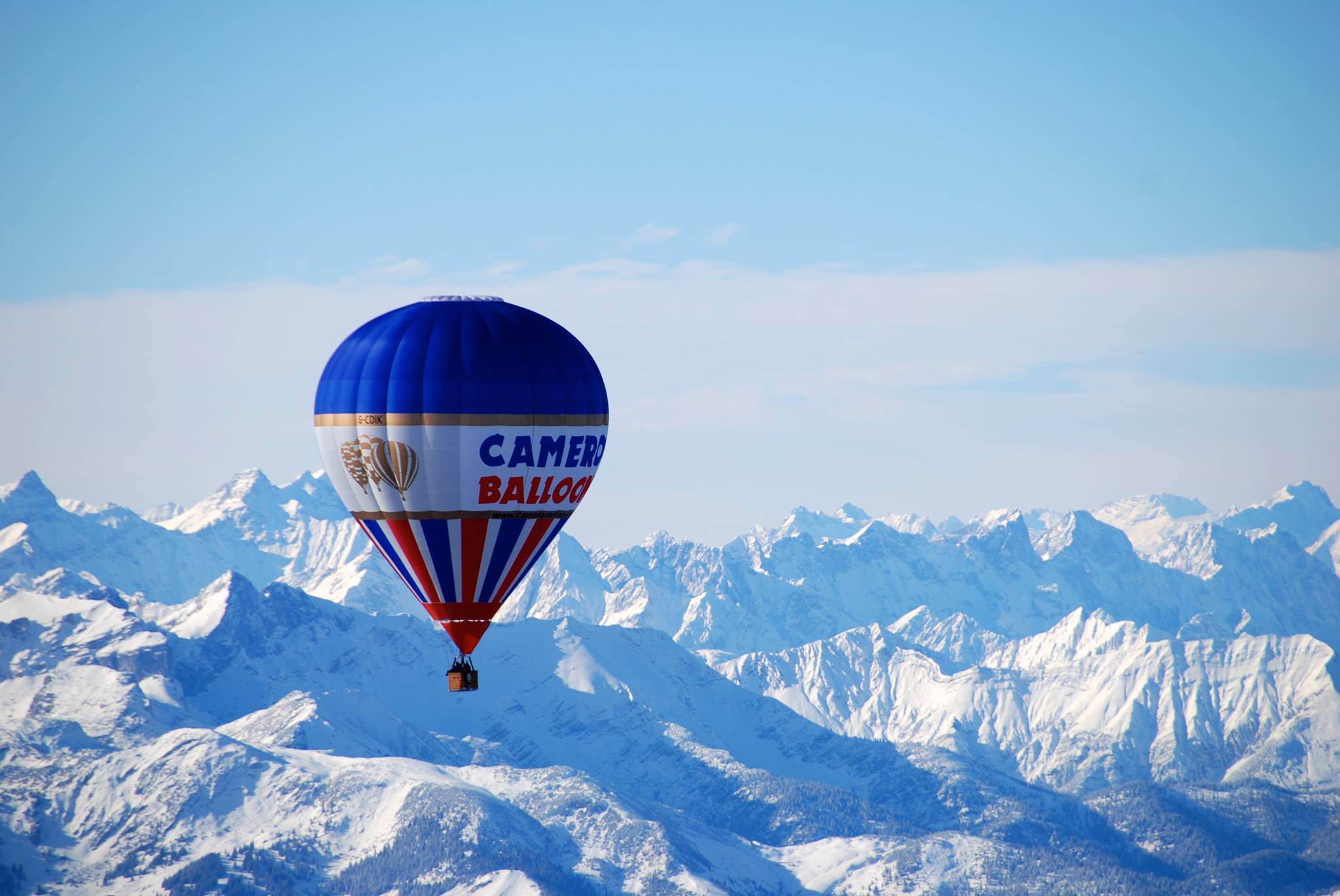 hot air balloon cost